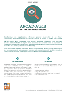 datasheet_arcad_audit