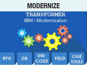 Picto Modernize - Transformer IBM i Modernization