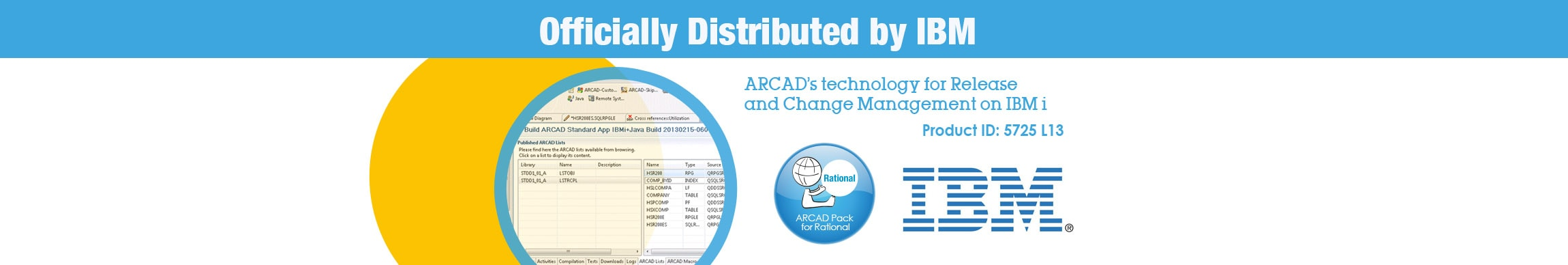 arcad-officially-distributed-by-IBM-banner