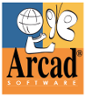 ARCAD Software Mobile Retina Logo