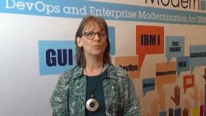 Video: Barbara Harris, IT Director at AECC on her achievements in IBM i Modernization