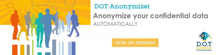 DOT Anonymizer Webinar