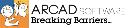 ARCAD Software Sticky Logo Retina