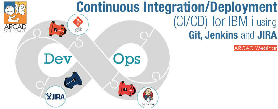Continuous Integration/Deployment (CI/CD) for IBM i