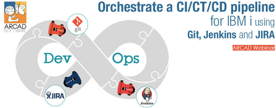 Orchestrate a CI/CT/CD pipeline for IBM i using Git, Jenkins and Jira
