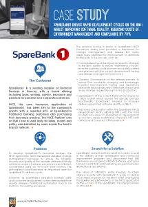 Success Story SpareBank1 ARCAD for DevOps