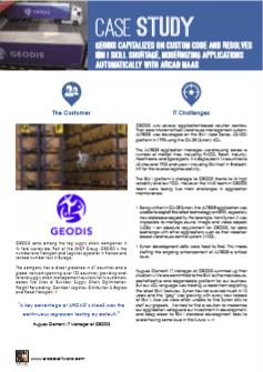 Success Story GEODIS MaaS