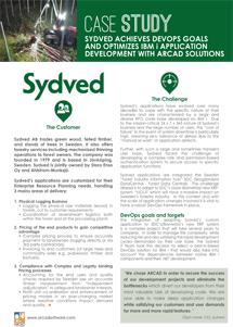 Customer Success Story - Sydved - ARCAD for DevOps