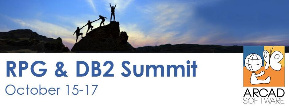 Banner Common RPG et DB2 Summit- 2019