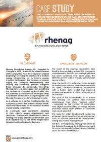Rhenag migrates to ARCAD for DevOps