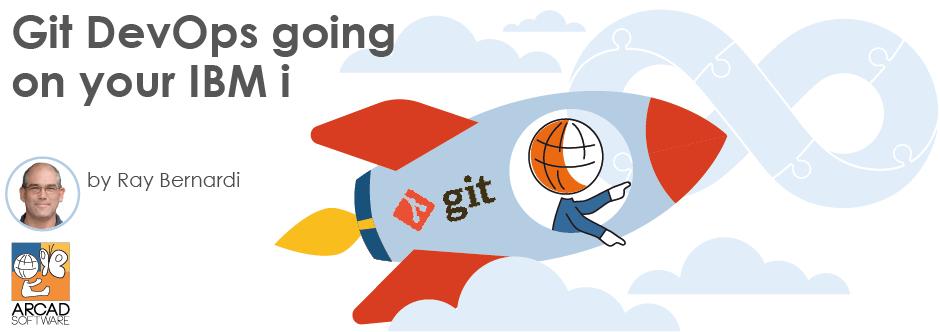 Git DevOps going on IBM i