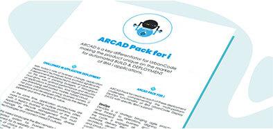 Datasheet ARCAD pack for i